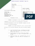 United States v. TVShack.net et al. - Default Judgment