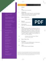 Iguales pero diferentes. Gaceta Informativa del Consejo Nacional para Prevenir la Discriminación. Núm.3, Julio- Septiembre de 2005.