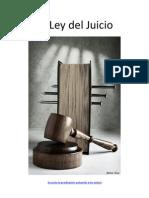 El Juicio a Los Demás