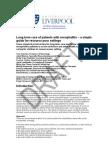 Encephalitis Long Term Care