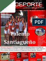 Revista MásDeporte 2012