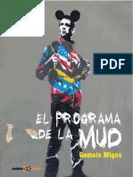 El Programa de La Mud Romain Migus