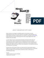 Hiren's BOOTCD Manual