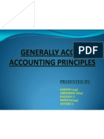 Generally Accepted Accounting