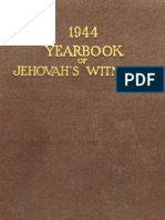1944 Yearbook of Jehovahs Witnesses