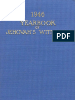 1946 Yearbook of Jehovahs Witnesses