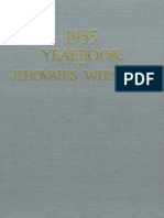 1955 Yearbook of Jehovahs Witnesses