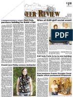 Pioneer Review, Thursday, August 16, 2012