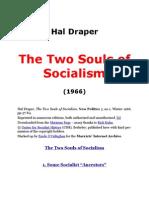 "Hal Draper, ""The Two Souls of Socialism"""