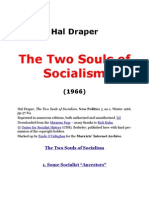 "Hal Draper, ""The Two Souls of Socialism"""