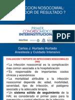 Congreso ST CPO VS Presentación Infeccion Nosocomial