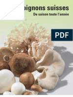 Champignons Marketing