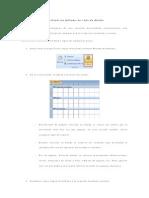 Construir un informe en vista de diseño