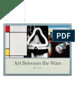 art between the wars