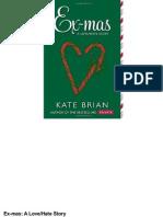 Ex-Mas  Kate Brian