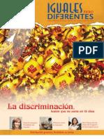 Iguales pero diferentes. Gaceta Informativa del Consejo Nacional para Prevenir la Discriminación. Núm.17-18, Enero- Junio, 2009