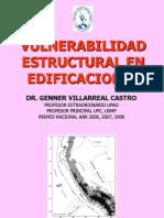 VULNERABILIDAD ESTRUCTURAL