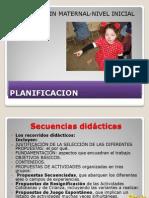 PLANIFICACION - EN EL NIVEL INICIALNº2