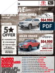 Miles Toyota Car Deals 16-8-12
