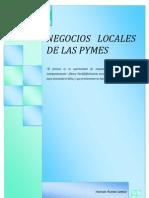 Modulo Negocios Locales