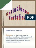 3 Terminología Turística