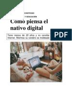 Nativo Digital Revista Noticia 21 Julio 2012