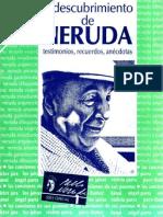 Revista  La Bicicleta Especial Pablo Neruda 1