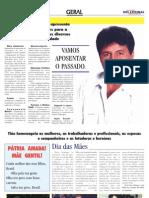Jornal DoLitoral Paranaense - Edição 02 - pág. 06 - maio 2004