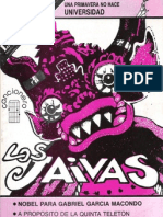 Revista La Bicicleta 29 Los Jaivas