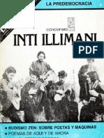 Revista La Bicicleta 35 Inti Illimani