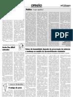 Jornal DoLitoral Paranaense - Edição 04 - pág. 04 - junho 2004