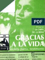 Revista La Bicicleta Especial Violeta Parra 3