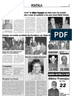Jornal DoLitoral Paranaense - Edição 07 - pág. 03 - agosto 2004