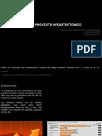 Tema 6 - Costos del proyecto arquitectónico