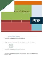 Ejer-Areas y volumenes II
