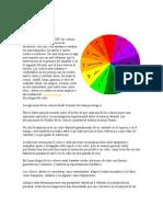 Psicologia de Colores