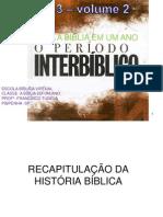 O período intertestamentário