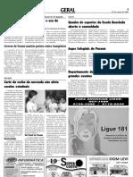 Jornal DoLitoral Paranaense - Edição 20 - pág. 03 - março 2005