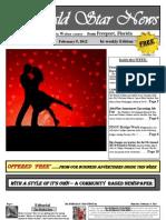 The Emerald Star News February 9, 2012