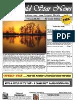 The Emerald Star News February 23, 2012
