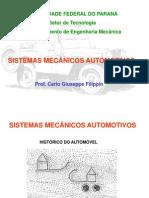 SISTEMAS MECÂNICOS AUTOMOTIVOS