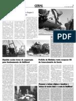 Jornal DoLitoral Paranaense - Edição 22 - pág. 03 - abril 2005