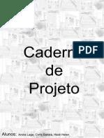 Caderno Projeto Receptaculo A3 Impressão Com Capa
