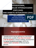 Hypoglycemia Kad Hhs