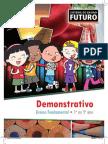Sistema de Ensino Futuro Demonstrativo Ensino Fundamental
