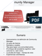 Community Manager NT2 Parte 1 #GCcSI