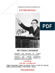Enver Hoxha Oeuvres Choisies Tome III