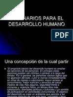 Charla 6escenarios Para El Desarrollo Humano