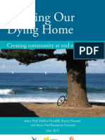2012 Bringing Our Dying Home