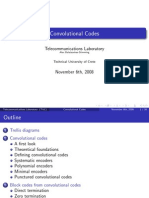 5 Convolutional Codes